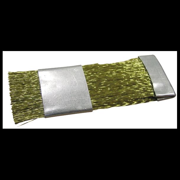 Borrenser (borbørste) m/ metaltråde