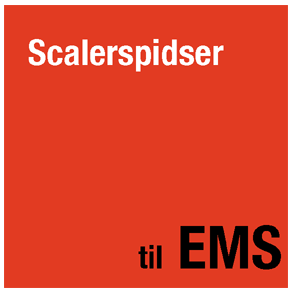 Scalerspidser til EMS Piezon