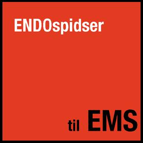 Endospidser til EMS scalere