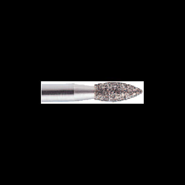Horico diamant Fig. 257F FG til airrotor/turbine
