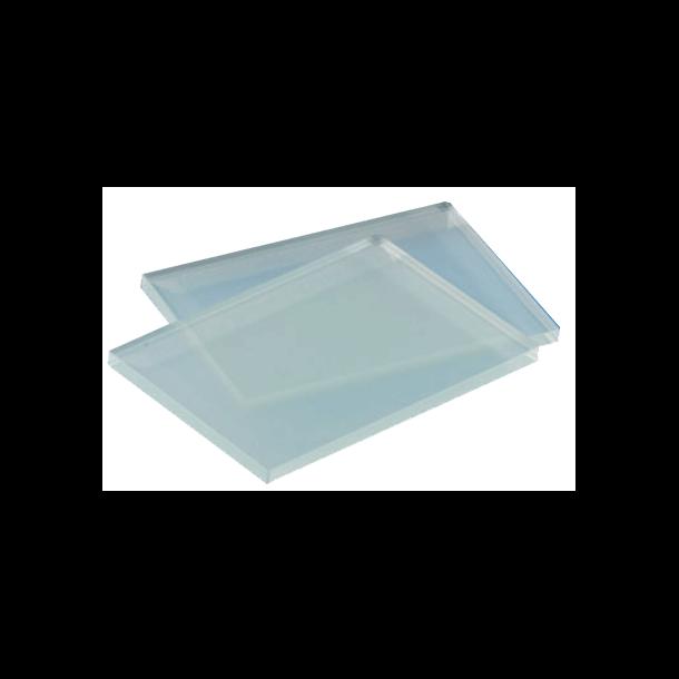 Glasplade