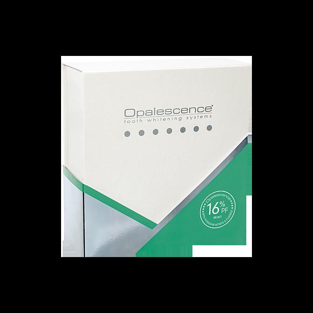 Opalescence PF. Doctor Kit. Tandblegemiddel til klinikbrug. Karbamidperoxid m/ kaliumnitrat og fluor