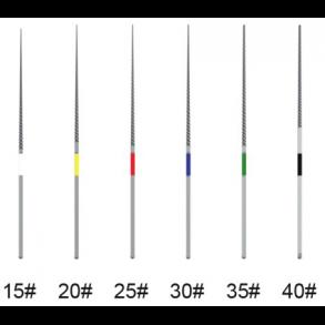 Roterende og reciprokerende NiTi-instrumenter